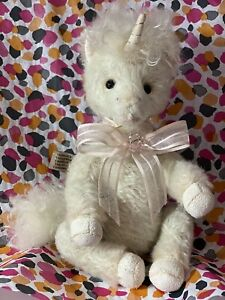 LITTLE GEM MINIMO UNIORN Charlie Bears Special Offer Brand New! Mohair
