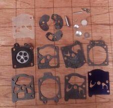 Carb Kit Poulan 2400, 2100 Walbro Wt 247 Carburetor Repair Rebuild New Us Seller