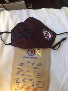 Cruz Azul CubrebocAs Oficiales