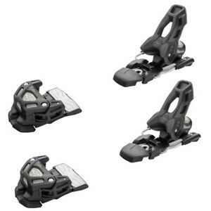 Attacchi Bindings TYROLIA AAATTACK ATTACK 11 skistopper 100 mm Solid Black