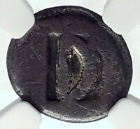 KRANION in KEPHALLANIA Peloponnesos 480BC Ancient Silver Greek Coin NGC i77243