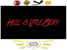 Hell`s Little Story PC Digital STEAM KEY - Region free