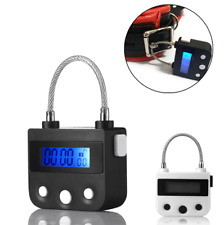 Time Lock Electronic Timer for Lock Device