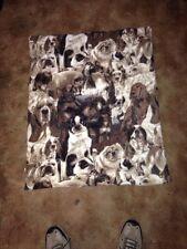 Dog Blankets Hand Made Of Fleece In The U.S.A. Doggie Daydreams Llc