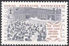 FRANCIA 1982 insegnanti/Istruzione/Formazione Collegi/Persone/edifici 1v (n43846)