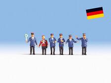 Noch 45265 TT Gauge, Train Guards Germany # NEW original packaging ##