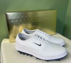 Men's Nike Air Zoom Victory Tour Golf Shoes Cleats White AQ1479-100 RARE Size 10