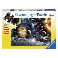 Space Cardboard 26 - 99 Pieces Puzzles