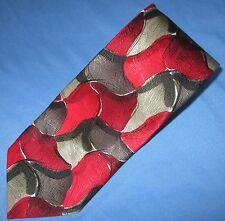 Men's J. Garcia Lizard Board Collection Twenty-Seven Tie 100% Silk