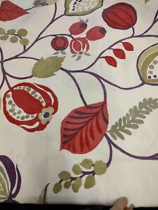 2 pieces Zest Exclusive Prestigious Textiles 100% Cotton 2400mm & 2000mm