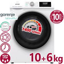 Gorenje Waschtrockner 10/6 kg Waschmaschine Trockner Frontlader Wäschetrockner