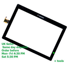 Front Glass Touch Screen Digitizer for Lenovo Tab 2 A10-30 TB2 X30F Black tab2