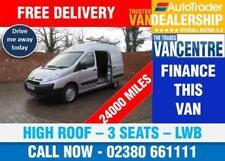 Dispatch Citroen Commercial Vans & Pickups 1 excl. current Previous owners