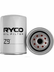 Ryco Oil Filter FOR SUZUKI LJ 81 (Z9)