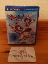 GAL Gun Double Peace (PS Vita) nuevo embalaje original &