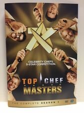 TOP CHEF MASTERS: COMPLETE SEASON ONE [3 DVD SET] FIRST SERIES 1