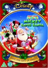 Mickey Mouse Clubhouse Mickey Saves Santa Disney Region 4 DVD New