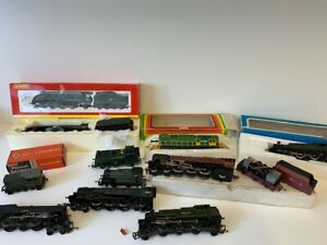 10 OO/HO GAUGE LOCOMOTIVE FOR SPARES REPAIRS HORNBY TRI-ANG AIRFIX