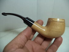PIPA NERONE ULIVO OLIVE PIPE PFEIFE TOP QUALITY ITALIAN ARTISAN PIPE 13 NEW