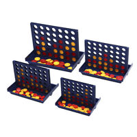 1Set Connect 4In A Line Board Game Children's Toys for Kid Sport Entertainme CW