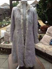 Wallis Ladies Long Sheepskin Fur Lined Coat Size S