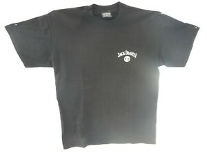 JACK DANIELS OLD No. 7 BRAND T - SHIRT LARGE  NEW