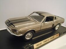 Road Signature 1968 Ford Shelby Mustang GT-500 KR 1 18 diecast model Boxed