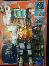 Gaoranger/Power Rangers, Gao King Double Knuckle, Megazord, Vintage Knock Off