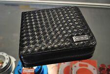 JDM Garson DAD VIP LUX Monogram CD Holder Case LS400 G35 M35 GS300 TL