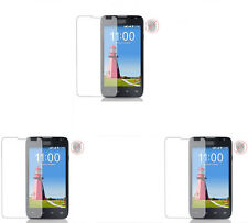 3 X Matte Anti-Glare Screen Protector Film For LG Optimus L65 Dual / D285