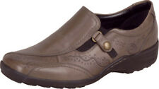 Ladies Slip On Casual Shoes Remonte D0514 - 15 Brown UK Size 4.5