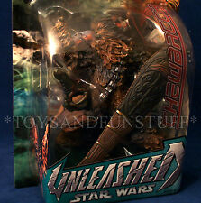 New - CHEWBACCA UNLEASHED - Wookiee Warrior - STAR WARS Figure Statue 2005