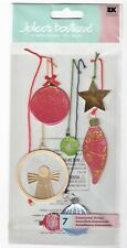 JOLEE'S BOUTIQUE ORNAMENTS DIMENSIONAL STICKERS  BNIP
