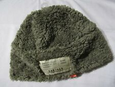 NWT Baby Gap BROWN Sherpa Pull on WINTER HAT Infant 12-24 mo XS/S