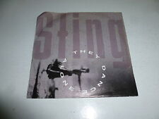 "STING - They Dance Alone [Cueca Solo] - 1988 German 2-track 7"" Juke Box Single"