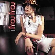Frou Frou - Details(CD) Unopened