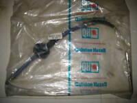 NEW FRONT HANDBRAKE CABLE - 7700539993 / BC898 - FITS: RENAULT 5 MK1 (1972-)