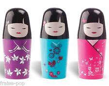 BAUME à Lèvres forme KOKESHI Poupée Japonaise GLOSS KAWAII parfumé -25%