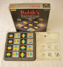 Rubik's Magic Strategy Game Matchbox 1987 COMPLETE Excellent Condition