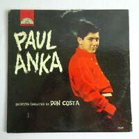 Paul Anka Vinyl LP Paul Anka