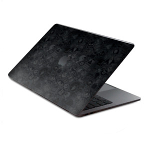 Skins Wrap for MacBook Pro 15 inch Retina Touch  Black Sticker Slap Design