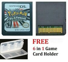 Platinum Version (Nintendo DS, 2009), Game card only _ pokemon