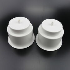 2PCS White Plastic Cup Drink Can Holder For Boat Marine Car RV Hot Sale Superb