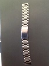 STAINLESS STEEL 18MM BAND Only # 01580 FOR Rado Original Watch