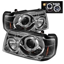 Spyder Auto 5010506 Halo LED Projector Headlights Fits 01-11 Ranger