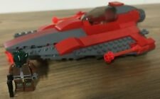 Custom Lego Star Wars Rodian Home Guard Fighter with Pilot