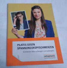 CD /Pilates gegen Spannungskopfschmerzen/ Schmerzen vorbeugen & bekämpfen