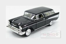 Chevrolet Chevy Bel Air Nomad Station Wagon 1957 LUCKY DIECAST 1:24 LDC24203BK