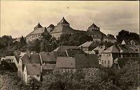 Augustusburg Sachsen Erzgebirge AK ~1960 DDR Schloss Palast Burg Festung Gebäude