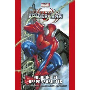 ULTIMATE SPIDER-MAN T01: POUVOIRS ET RESPONSABILITES--09/06/2021--BENDIS/BAGLEY